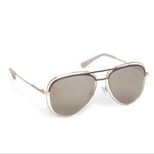 Henri Bendel HB 128S Dylan 717 Aviator Sunglasses